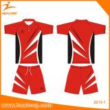 Het Pingpong Jersey die van de Douane van de Sublimatie van de Verkoop van Healong Om het even welk Embleem kleden