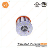 UL Dlc Lm79 4500lm IP64 E27 E40 30W LED 포스트 톱 라이트