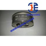 Válvula de verificação industrial do retorno do aço inoxidável da bolacha da mola de API/DIN/JIS não
