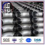 Roestvrij staal 316/304 Gelaste Elleboog van de Montage van de Pijp