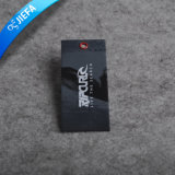 O cair feito sob encomenda da roupa do papel do cartão etiqueta o fornecedor