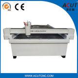 1300 * 2500mm Máquina de corte del plasma del CNC de la publicidad hecha en China