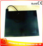 750*550*1.5mm elektrische Reifen-Heizungs-Auflage-Silikon-Gummi-Heizung 220V 800W
