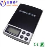 De digitale Juwelen Scale500g/0.01g van de Zak van het Aluminium Elektronische