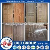 De Huid van de deur van Groep Luli