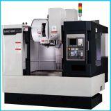 중국 공급자 Vmc 선형 가로장을%s 가진 850 CNC 수직 기계로 가공 센터
