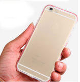 iPhone를 위한 Fashion DIY Design LED Shinning Case를 가진 새로운 Arrival Soft TPU 5 6 LED Light Phone Case