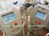 Massage puissant de vide de forme de Velaslim III Kuma amincissant les machines (SRV-106)