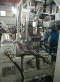 Três Parafuso três camadas co-extrusão de plástico Máquina Folha de extrusão