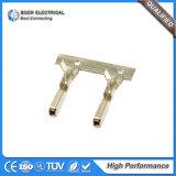 Terminaux automobiles précis de connecteur de contact de fil 173681-1