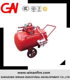 Chariot mobile de réservoir de mousse de qualité