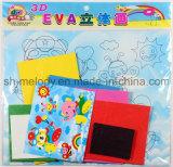 De Favoriet van kinderen! /EVA Pasteup/EVA van de Uitrusting van de Sticker van het Schuim van de multi-stijl DIY 3D Collagen
