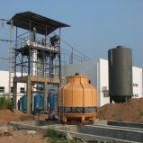 Черное оборудование регенерации масла двигателя (YH-BO-002)