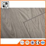 Planche de verrouillage imperméable à l'eau UV respectueuse de l'environnement de plancher de vinyle de PVC de l'enduit 4mm