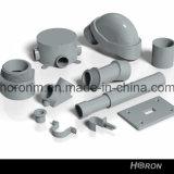 Condotto di PVC-U ASTM Sch40 per il coperchio elettrico di Swich dell'installazione