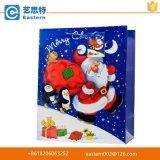 Weihnachtsfeiertags-Papier-Geschenk-Speicher-verpackenEinkaufstasche