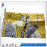 Мешок бумаги Kraft сплетенный PP для удобрения упаковки