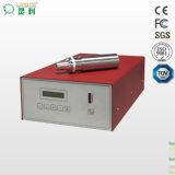 Generatore ultrasonico di Rinco con il trasduttore ed il ripetitore