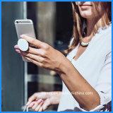 Стойка мобильного телефона подарка промотирования, множественный телескопичный держатель мобильного телефона руки признавает логос