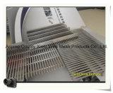 Фильтровальная пластинка провода клина/обернутая проводом индикаторная панель