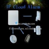 La mayoría de la alarma casera avanzada de la seguridad del ladrón, alarma sin hilos 868MHz sin la tarjeta del G/M