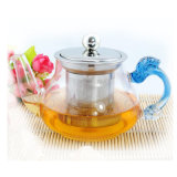 Чайник боросиликатного стекла высокого качества теплостойкmNs (CHT8152)