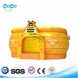 Cocowater Design Honey Bee Theme Inflatable Bouncer LG9026