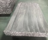 De aluminio de nido de abeja Material de la base para el Panel Sandwich Honeycombb (HR C011)