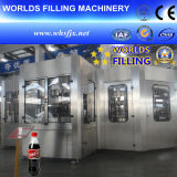 Máquina de rellenar del refresco carbónico automático de la botella (DCGF72-72-18)