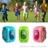 De hete Verkopende Slimme Sos GPS Drijver van het Horloge voor Jonge geitjes/Kinderen (H3)