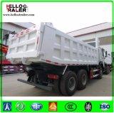 鉱山HOWOの鋼線のタイヤ/30トンのダンプトラック