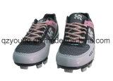 Tamanhos da juventude dos Estados Unidos Baseball Softball Rubats Cleats Shoes