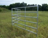 обязанность 6-Rail Heavey гальванизировала стальным используемые ранчо панели скотин