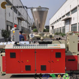 Placa plástica de madeira da espuma do PVC do composto que faz a máquina