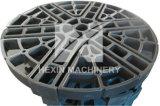 Dispositif de moulage de Qingdao Hexin pour le plateau de base de four de mine