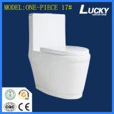 일체 성형 세라믹 최고 Siphonic 최신 한 조각 화장실