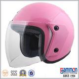 고아한 열리는 마스크 기관자전차 헬멧 (OP212가)