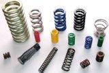 Molla di compressione d'acciaio della bobina di uso su ordinazione di Widly per l'automobile automatica