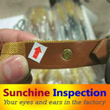 Riemenwaistband-/form-Zubehör-Qualitätskontrolle/Inspektion