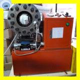 우수한 질 1/4대 인치에서 2 인치 4sp/4sh 유압 호스 주름을 잡는 기계
