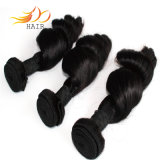 Unprocessed бирманские человеческие волосы девственницы сотка свободные волос высокого качества волны 8A