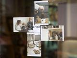 """Leggyhorse 5 """" X7 """" Bilderrahmen-Set, Set von 4"""