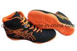 디자인 Snappdawn 새로운 Mens Breathable 운동 중국 레슬링 단화