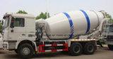 Shacman 3 Axles 10 Cubic Meter Ciment Mixer Truck