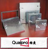 Volet de conduit carré pour la tuyauterie/conduits/valeurs AP7430