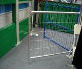 Maschendraht-Panel-temporärer Zaun