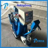 Máquina movible del chorreo con granalla del camino flexible