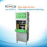 Batería de ion de litio que forma la máquina para la película laminada aluminio (GN-CKA2001)
