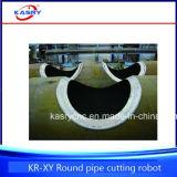 炭素鋼のステンレス鋼の金属の管の打抜き機