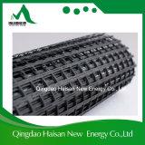 Anti-Corrosion 도로공사 건축자재 25kn/M 섬유유리 Geogrid